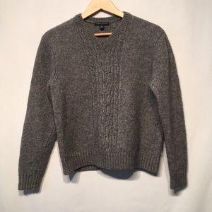 Banana Republic Wool Alpaca Blend Sweater Medium